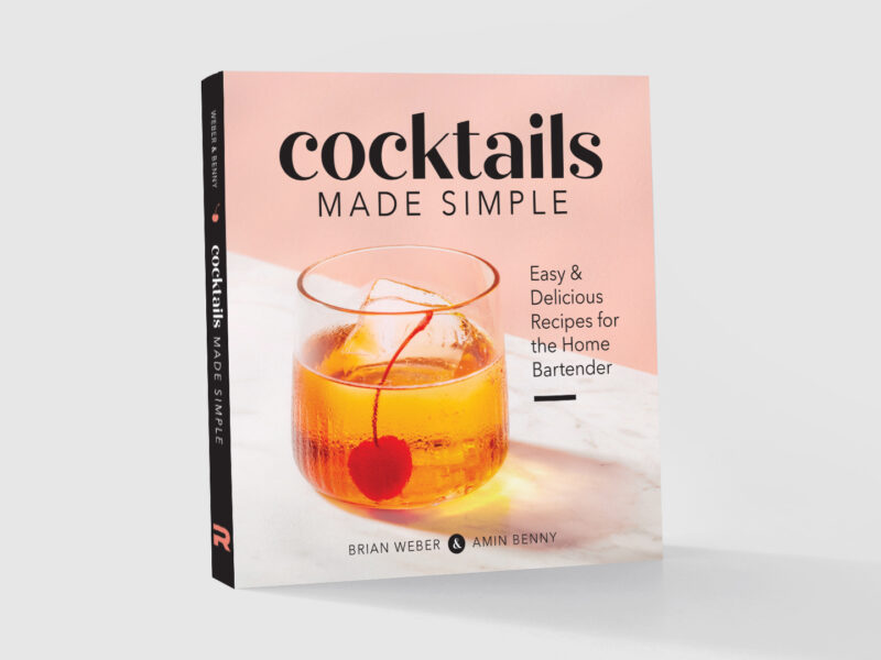 Cocktails Made Simple Book