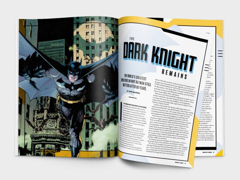 Den of GeekSan Diego Comic-Con Magazine
