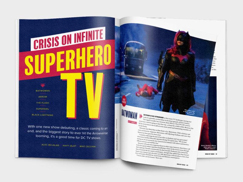 Den of GeekNew York Comic Con Magazine